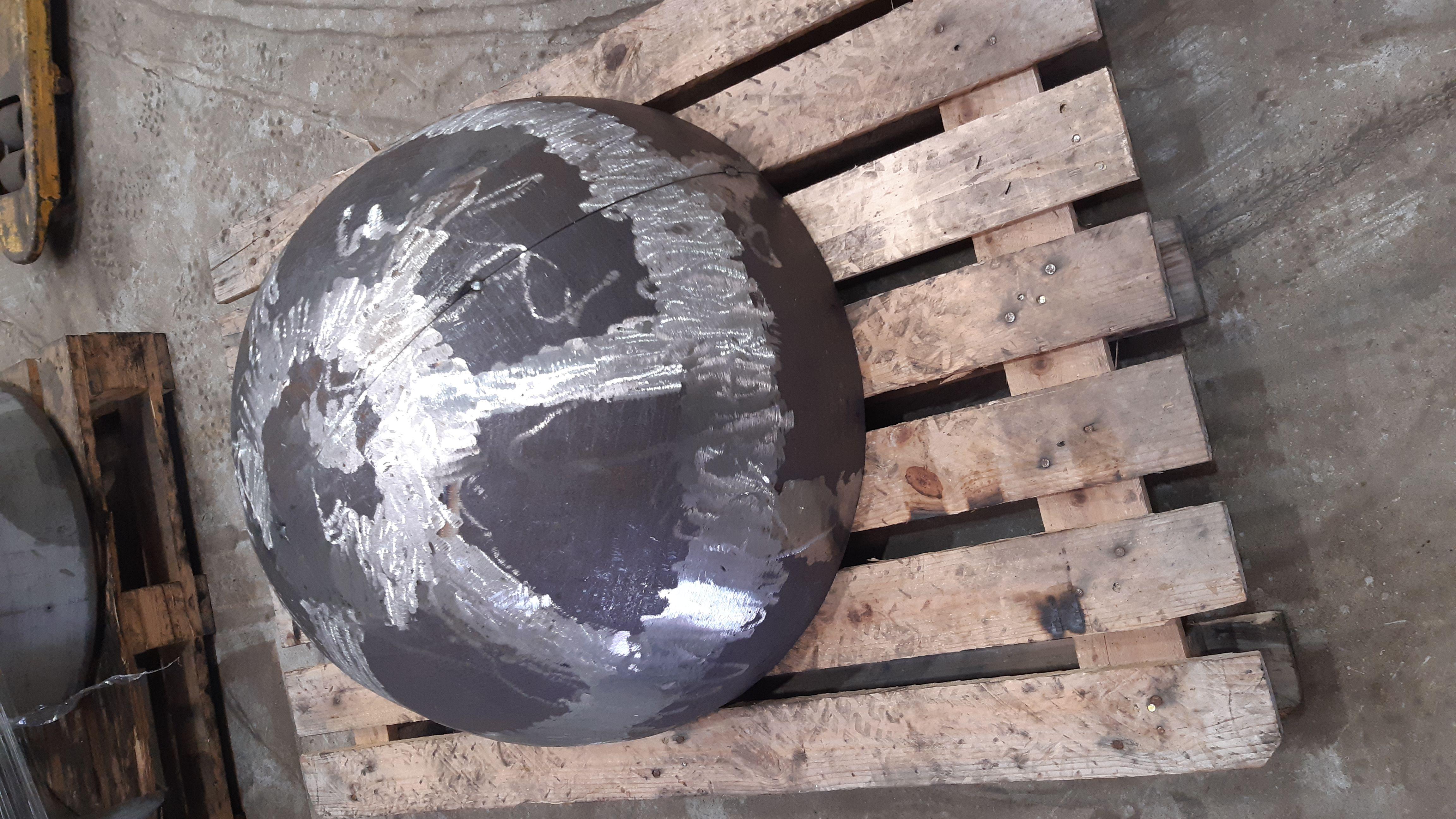 esfera 600 mm diametro